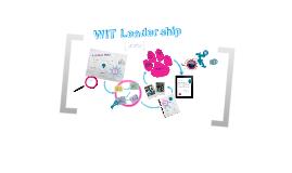 WIT Leadership Education