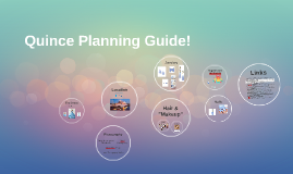 Quince Planning Guide!