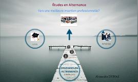 Alternance et Employabilité