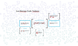 Les Navajo Code Talkers