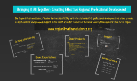 Region 11 Math and Science Teacher Partnership