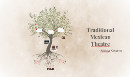 Traditional Mexican Theatre