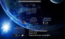 Copy of Toka, Sistemi Diellor dhe Gjithësia
