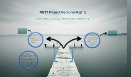NBTT Project Personal Rights
