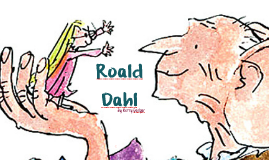 Copy of Roald Dahl