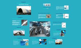 Tipo Hangar autoportantes sin estructura poliarkit colombia