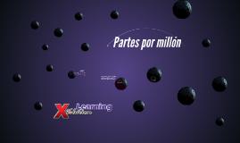Partes por millón