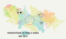 Intro to Year 8 Media