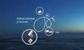 Análisis Contextual y Funcional