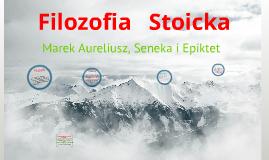 Filozofia Stoikow