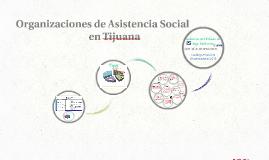 Copy of Oganizaciones de Asistencia Social