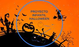 PROYECTO INFANTIL HALLOWEEN