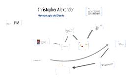 Copy of Christopher Alexander / Metodología de Diseño
