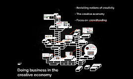 Doing business in the creative economy