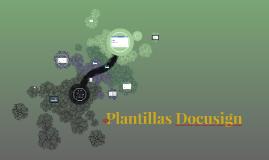Plantillas Docusign
