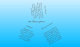 Copy of Job Descriptions
