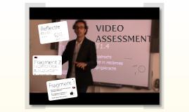 Video-assessment Bart Groenemans