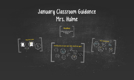 Winter Classroom Guidance from Mrs. Hulme
