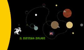 Sistema solare - scuole infanzia