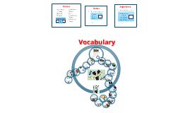 Chains vocabulary