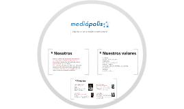Mediápolis - Carta de presentación_