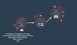 Tecnólogo en Contabilidad y Finanzas