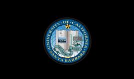 University of California Santa Barbara 8-1
