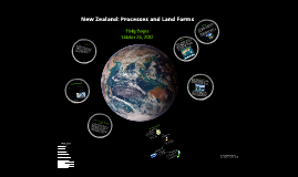 Copy of New Zealand: Earth Processes and Landforms