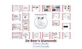 Copy of Copy of De Beers Diamonds