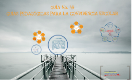 """Copy of GUÍA No. 49 """"GUÍAS PEDAGÓGICAS PARA LA CONVIVENCIA ESCOLAR"""""""