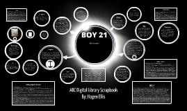 Copy of BOY 21