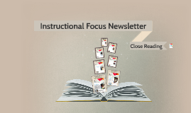 Copy of Instructional Focus Newsletter