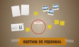 GESTION DE PERSONAL