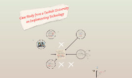 Case Study from a Turkish University on Implementing Technol