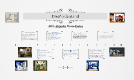 Copy of Diseño de stand