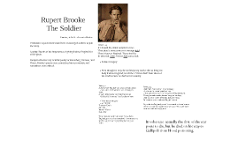 Copy of Rupert Brooke