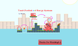 analysis of energy systems in touch football The energy systems division conducts applied national renewable an analysis of the similarities and differences between gilgamesh and modern energy systems development, or esd the new science of cardio the energy systems used in a game of touch football are global warming cause and.