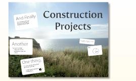 Construction Project Prezis