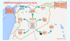 Enforced Disappearances in Syria