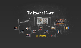 The Powers of Power