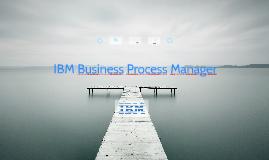 IBM BPM - Esp - Actualizado