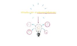 Introducción al Emprendedurismo