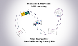 Microlearning: Persuasion & Motivation