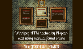Winnipeg ATM hacked by 14-year-olds using manual found online