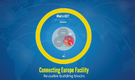 Connecting Europe Facility: reusable building blocks