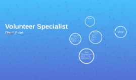 Volunteer Specialist