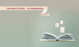 7th Literature Circles - An Introduction