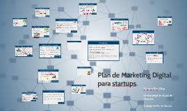 Plan de Marketing Digital para startups