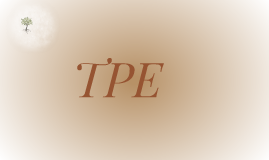 TPE 2017-18