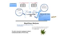 Marijuana: An Illegal Drug